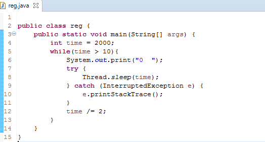 Java Programm - (Computer, programmieren, Code)