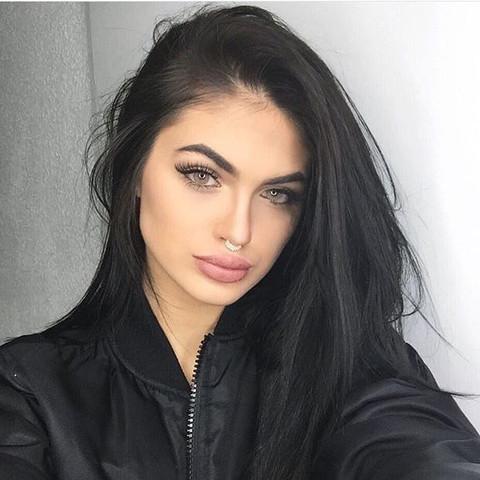 - (Frauen, Augen, Schönheit)
