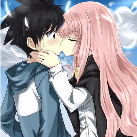 - (Haare, Anime, Serie)