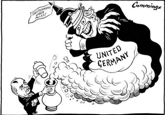 - (Karikatur, Cummings)