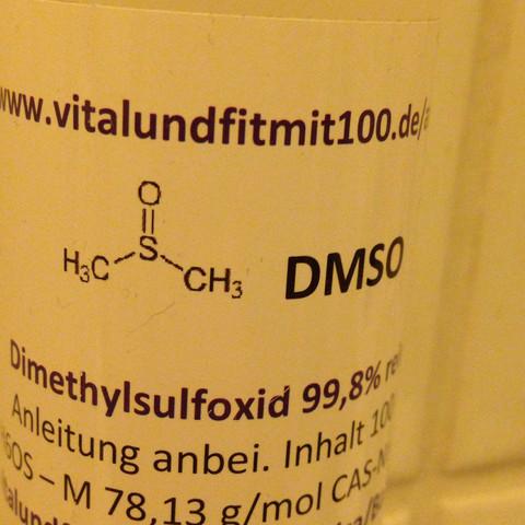 Dimethylsulfoxid - (Medizin, Schmerzen, Wachstum)