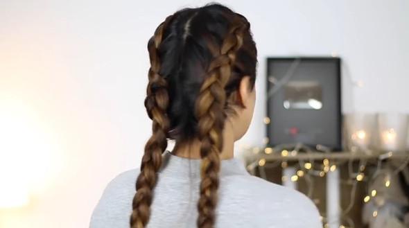 - (Haare, Beauty, Locken)
