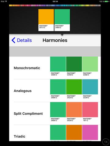 Harmonien - (Haare, Make-Up)