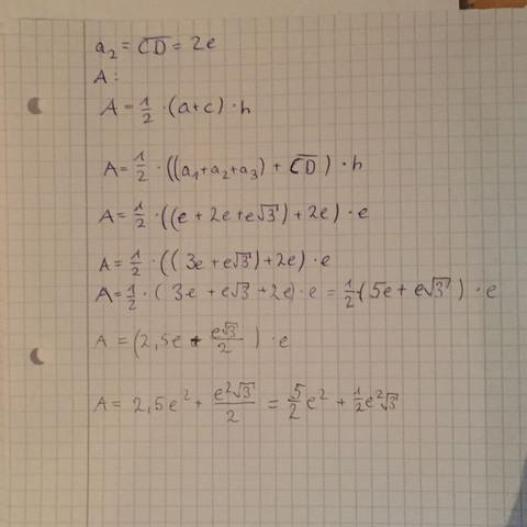 Berechnung A - (Schule, Arbeit, Körper)