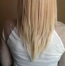 Frisuren hinten zusammen