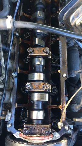 Die alte Dichtung unten der verbindungsgummi - (Auto, KFZ, Motor)