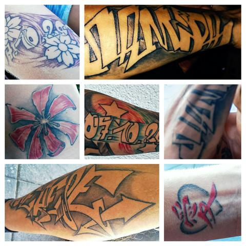 OSTdezign - (Tattoo, Design, Graffiti)