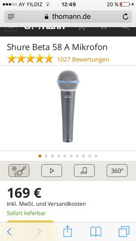 - (Musik, Rap, Mikrofon)