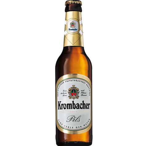 Ist ein Bier am Abend ( krombacher 2,5% ) gesund? Und wenn