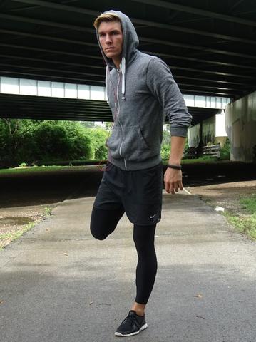 Sportlich - (Jungs, Männer, Leggings)