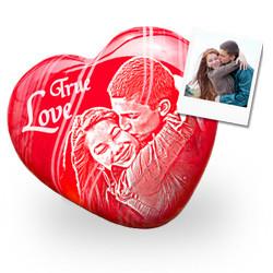 Herzanhänger  - (Liebe, Beziehung, Geschenk)