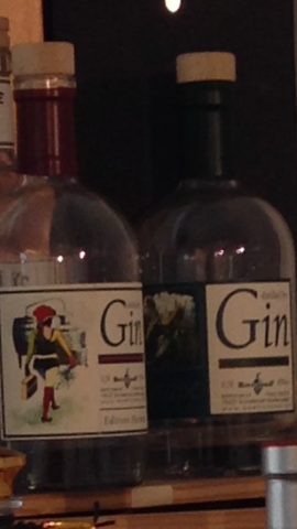 Gin? - (Spirituosen, Gin)
