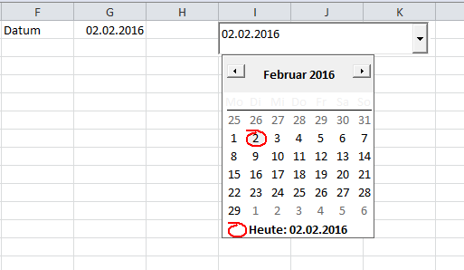 So sieht es aus - (Microsoft, Excel)