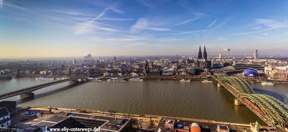 Winter nachmittag  - (Köln, köln Sehenswürdigkeiten )