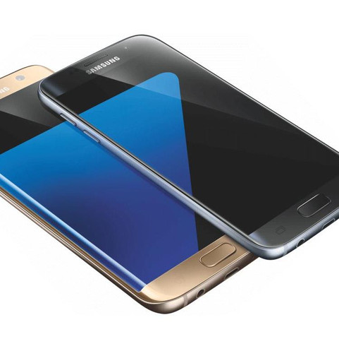 Galaxy S7 - (iPhone, Samsung)