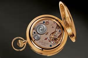 Werkseite - (Uhr, Glashütte, Taschnuhr)