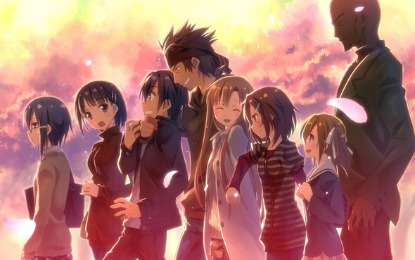 - (Anime, Veränderung, Otaku)