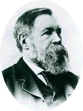 Friedrich Engels  - (Schule, Referat, Kommunismus)