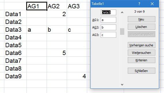 EingabeMaske - (programmieren, Microsoft, Excel)