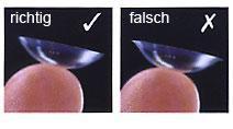 Bild 1 - (Brille, Kontaktlinsen)