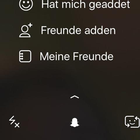 Snapchat Profilbild