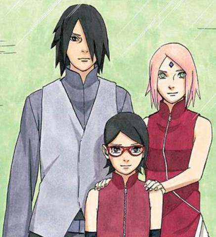 Mehr Ähnlichkeit mit Sasuke - (Anime, Manga, Naruto)