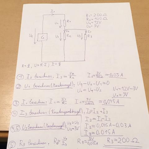 Mit freundlichen Grüßen  - (Physik, Elektronik, Elektrik)