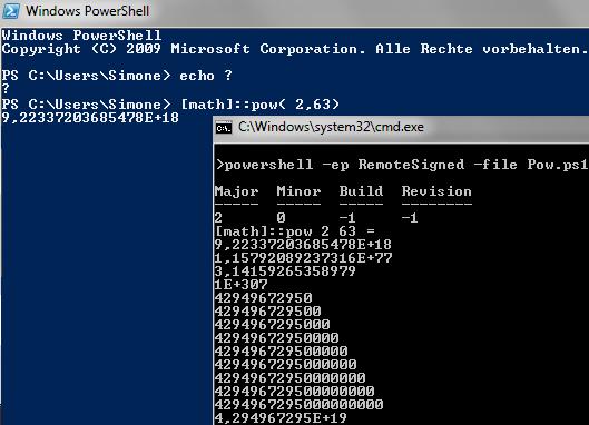 PowerShell = Nachfolger von Batch - (Computer, Programm, programmieren)