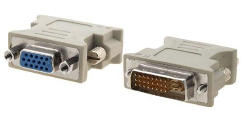 DVI VGA Adapter - (Computer, Grafikkarte, Bildschirm)