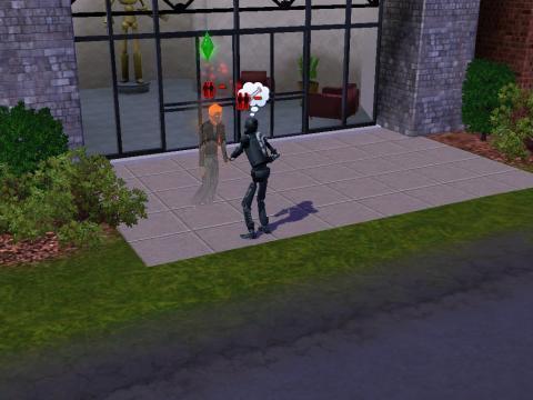 Gelegenheit Oh, mein Geist. - (Sims 3, Cheats, Vampire)