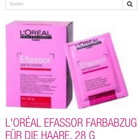 So sieht das Produkt aus.  - (Haare, Haarfarbe, färben)