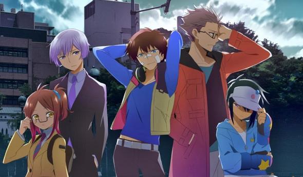 HAMATORA!!! - (Anime, Entscheidung, Komödie)