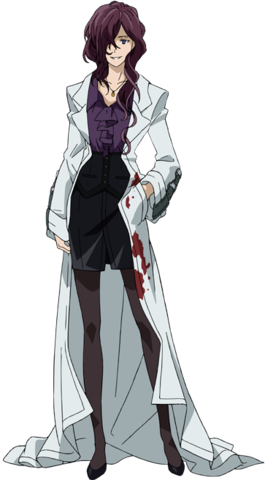 - (Anime, Charakter)