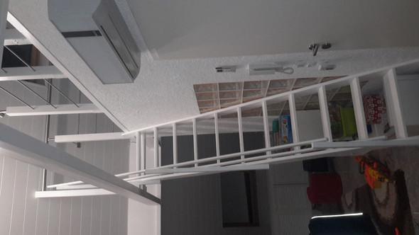 Die 2. Klimaanlage Dach - (Klimaanlage, Dimstal)
