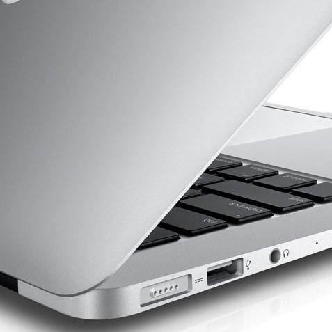 MacBook Air (der vor dem ganz neuen)  - (Computer, Apple, Windows)