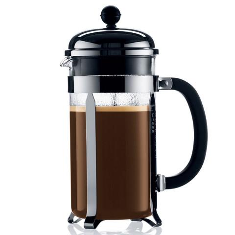 frenchpress - (Kaffee, Geschmack, Kaffemaschine)