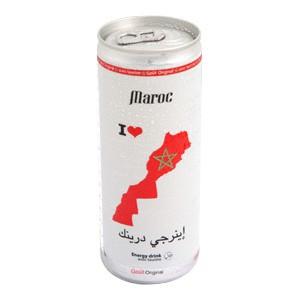 Getränk Marokko - (Türkei, Getränke, Energy)