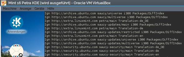 Ubuntu-Quellen in Mint (Standard) - (Linux, Ubuntu, Darktable)