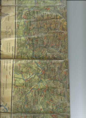 Karte Kreis Waldshut - (Geschichte, Gesellschaft, soziales)