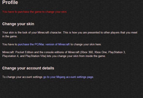 Minecraft Skin Erstellen Geht Nicht Spiele - Minecraft skins erstellen spielen es