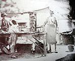 1855 osmanisches Reich - (Deutschland, Türkei, Döner)
