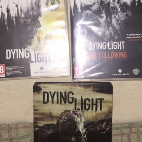 Dying Light  - (Steam, Key, gesperrt)