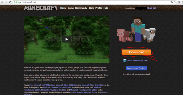 1. Schritt - (Minecraft, ramdom preepaid code)