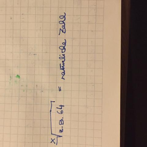 X te Wurzel aus einer Potenz, sodass eine ganze natürliche Zahl herauskommt :P - (Mathe, Taschenrechner, Potenzen)