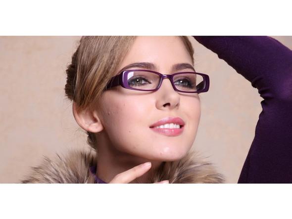Mädchen Bilder mit Brille