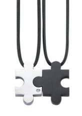 Puzzlekette ! - (Mädchen, Freundschaft, Geburtstag)