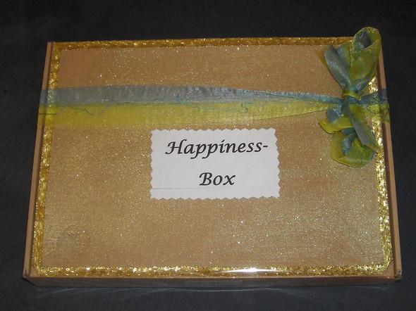 Box  - (Geschenk, Geburtstag)