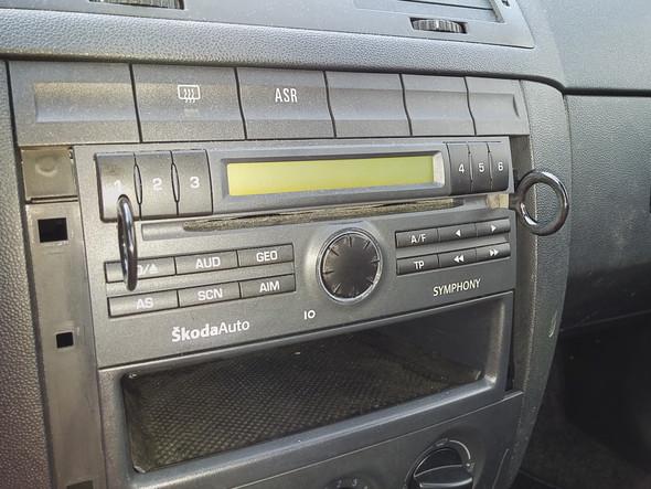 aktuelle Situation - (Autoradio, Skoda)