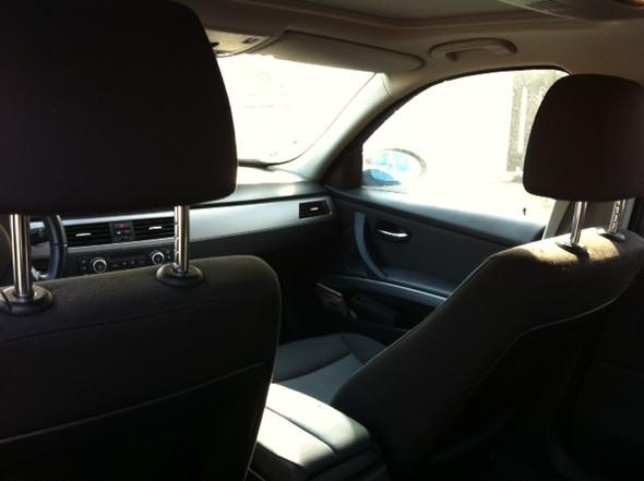 Mein 3er von innen - (Autoverkauf, auto-verkaufen, Autoankauf)