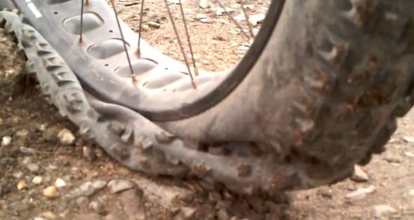drive soft tire - (Reifen, Luft)